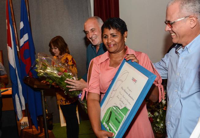 Entregan Premio Nacional de Periodismo y premios Juan Gualberto Gómez