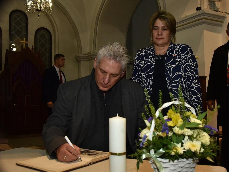 Cuba y Belarús en el camino de profundizar las relaciones bilaterales