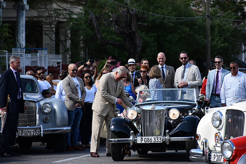 La Habana en tiempos de Príncipes: Evocación a Lennon