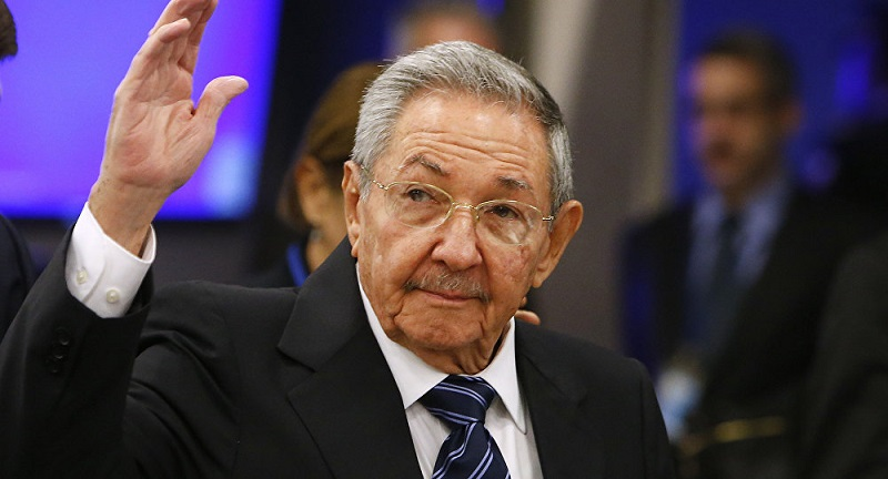 Envía el General de Ejército Raúl Castro saludo a la juventud cubana