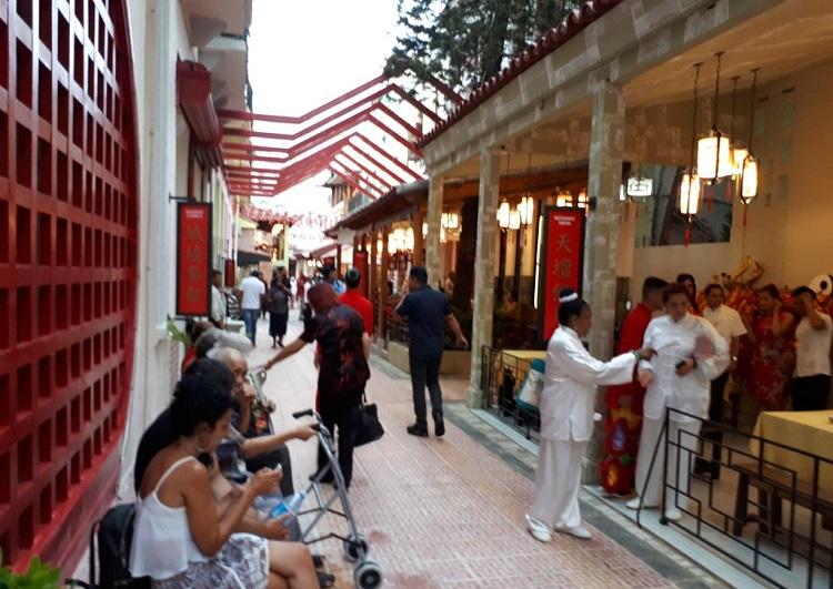 Reabren Barrio Chino de La Habana tras restauraciones