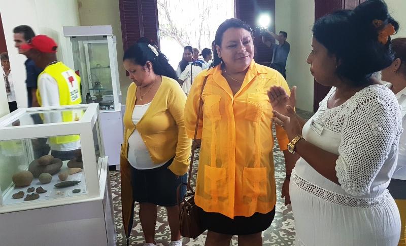 Recibe pueblo de Guaimaro nuevas obras sociales