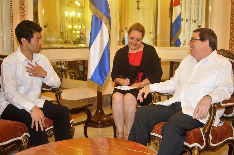 Celebran Cuba y Japón 90 años de relaciones diplomáticas