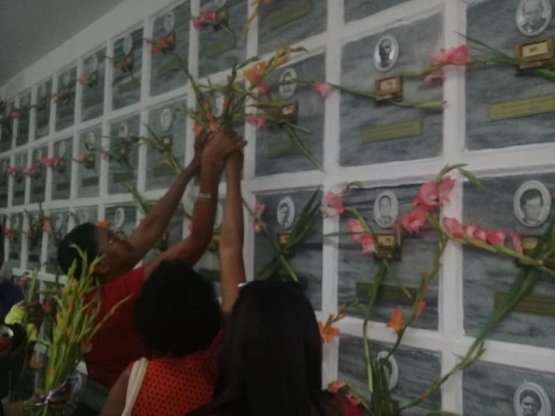Conmemoran en La Habana 30 años de la Operación Tributo