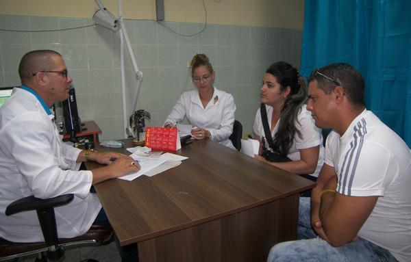 Se afianza en Ciego de Ávila la reproducción asistida