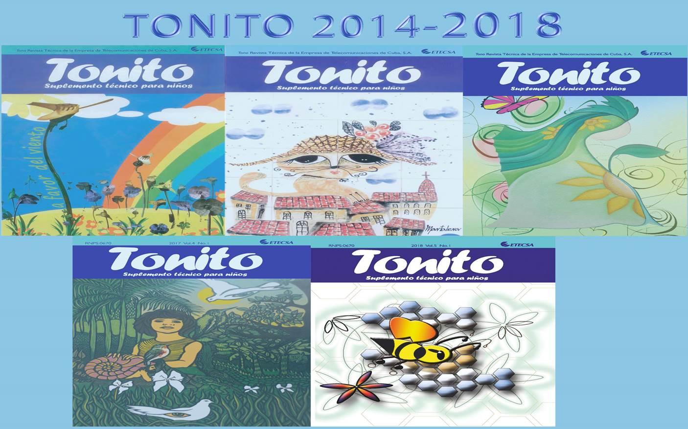 Tuvo una presentación especial la Revista Tonito en FILCUBA 2019