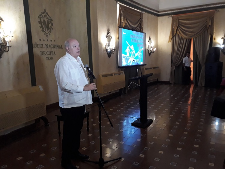Malmierca ratifica protección a empresarios extranjeros en Cuba