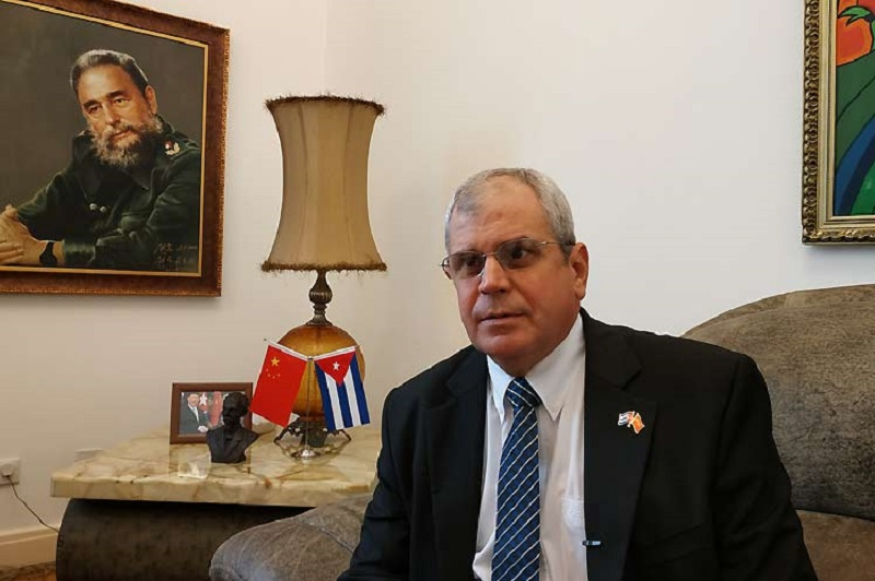 Cuba Shares Experiences of Constitutional Process with China