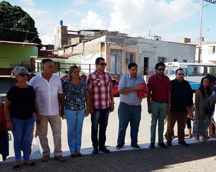 La huella de Elda Cento en Camagüey