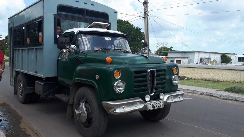 Caravana en tiempos de solidaridad
