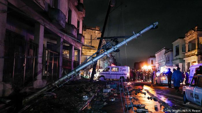 Havana is recovering fast after deadly tornado