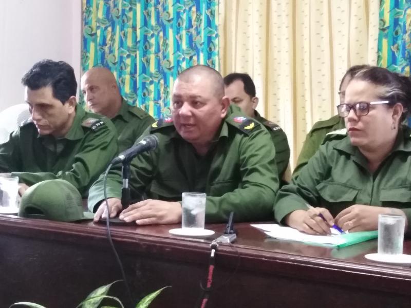 Inician en Las Tunas actividades por los Días Nacionales de la Defensa