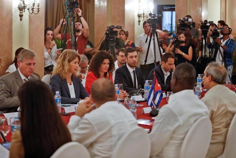 Apuesta la Unión Europea por mayor cooperación con Cuba