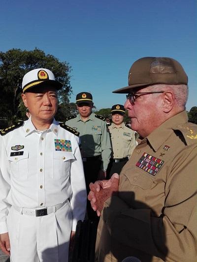 China y Cuba fortalecen su hermandad