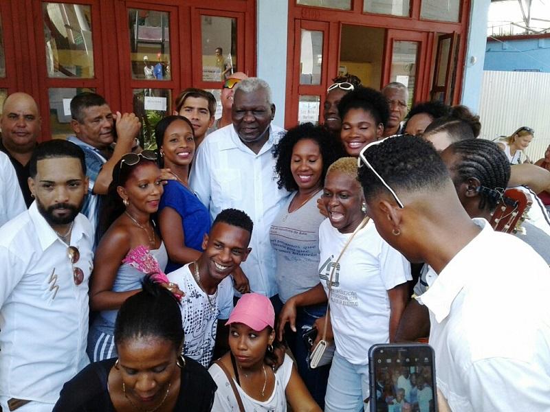El matancero ha de ser el más productivo de la nación, sostiene Esteban Lazo Hernández, presidente del Parlamento cubano