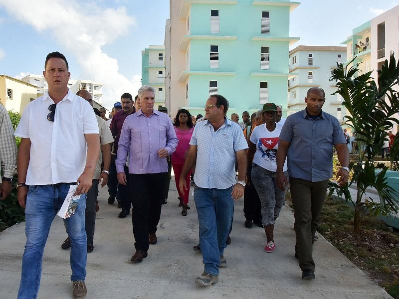 Para embellecer a la capital de todos los cubanos
