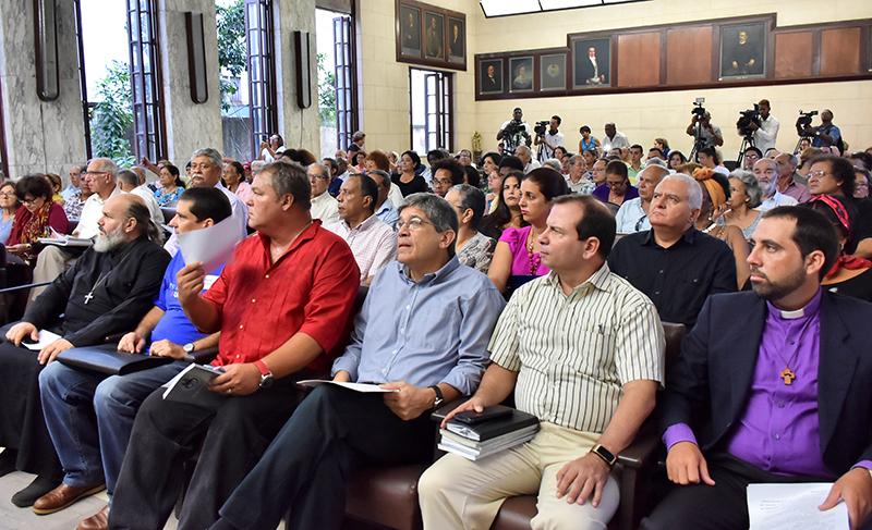 En Cuba: sociedad civil contra el bloqueo