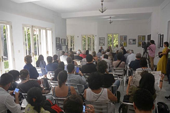 Trascendió hoy necesidad del cambio en el cine cubano