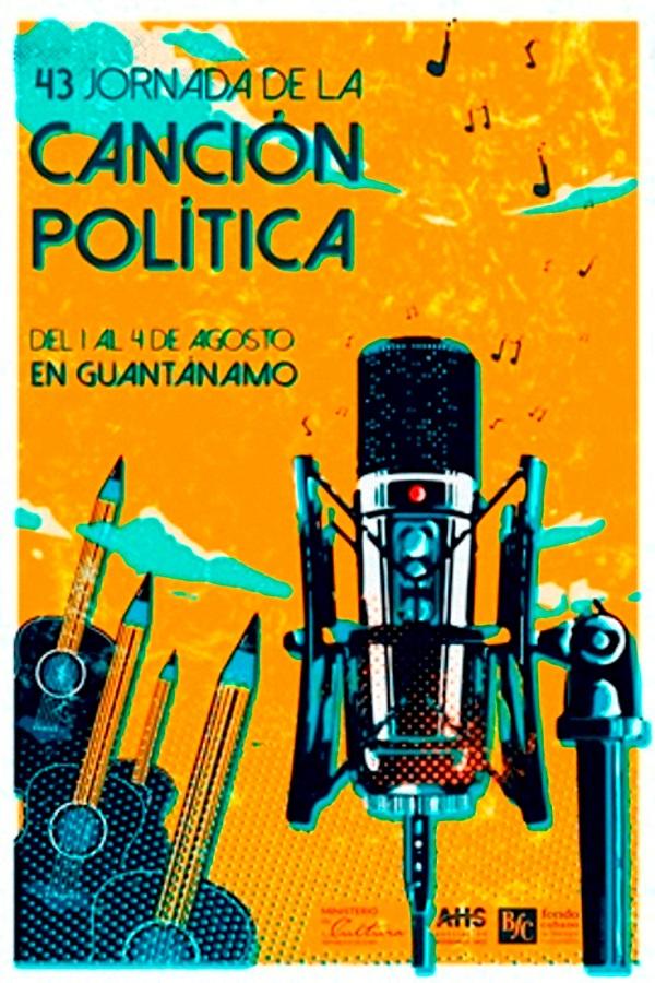 Reeditarán en Guantánamo Jornada de la Canción Política