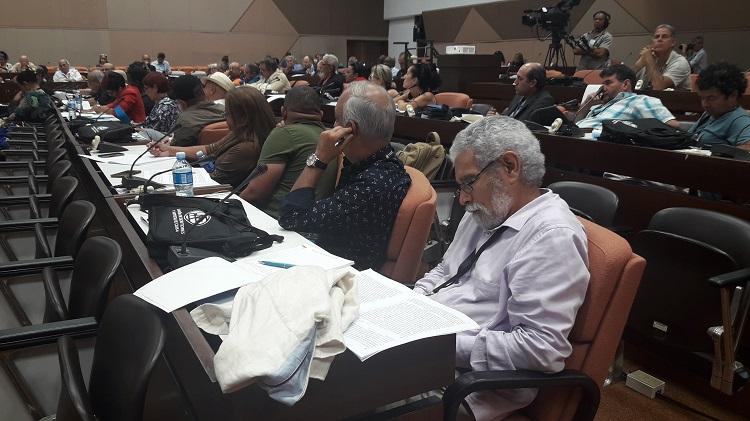 IX Congreso de la UNEAC, el arte como centro de la nación