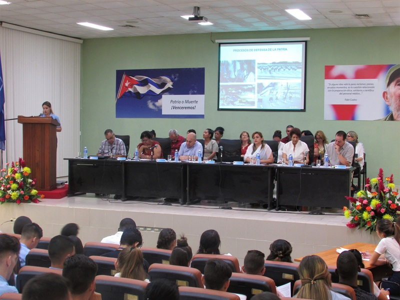 Sesionó en La Habana Consejo Nacional de la FEEM