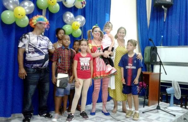 Funciona en Cienfuegos Campamento de Verano para niños diabéticos