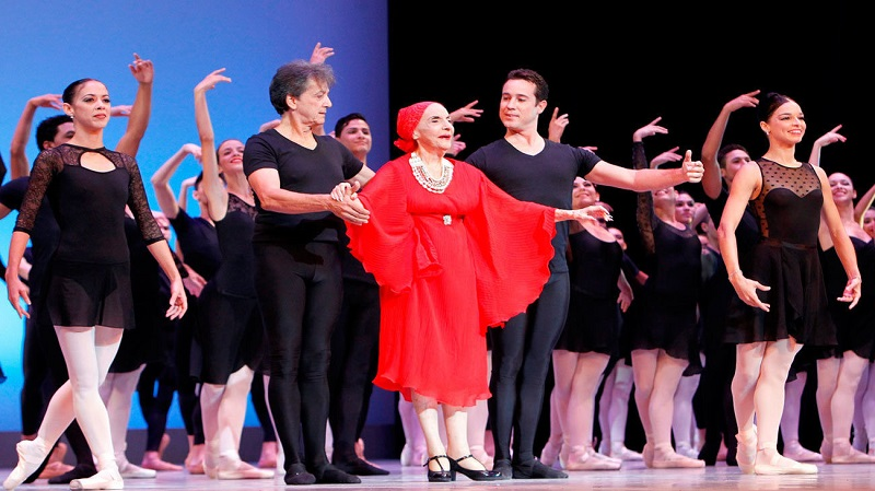 Cuban and world personalities saddened by death of legend Alicia Alonso