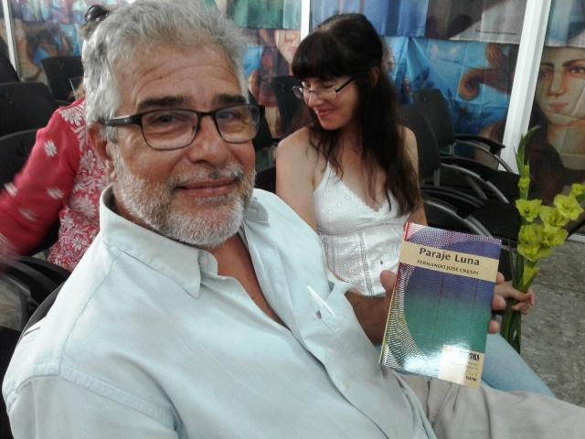 The Awarded Book of the Happy Writer Fernando José Crespi