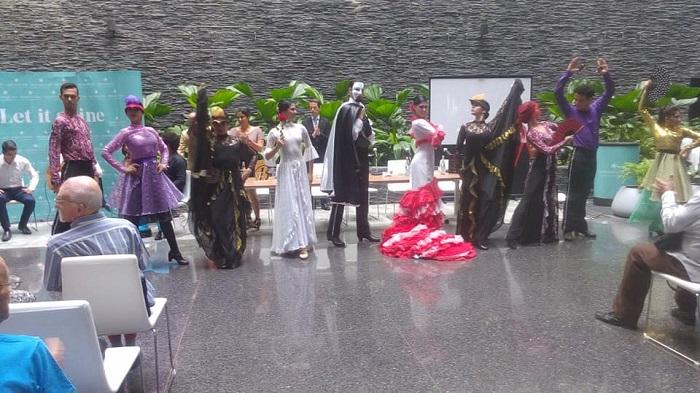 Regresa El Fantasma con el Ballet Español de Cuba