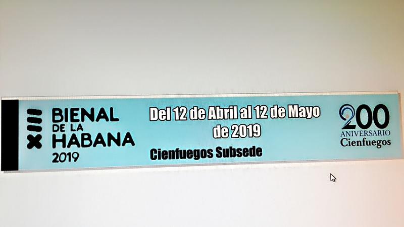 La Bienal de La Habana por primera vez en Cienfuegos
