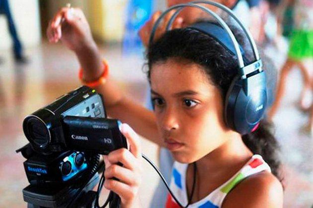 Proyecto audiovisual comunitario hace rodar la fantasía