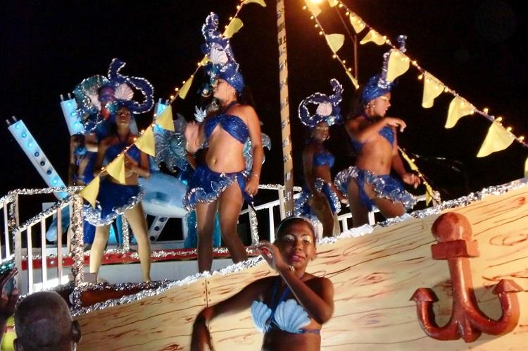 Culmina el Carnaval 2019 del bicentenario de Cienfuegos