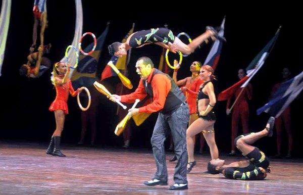 Se presenta Circo Nacional de Cuba en Ciego de Ávila