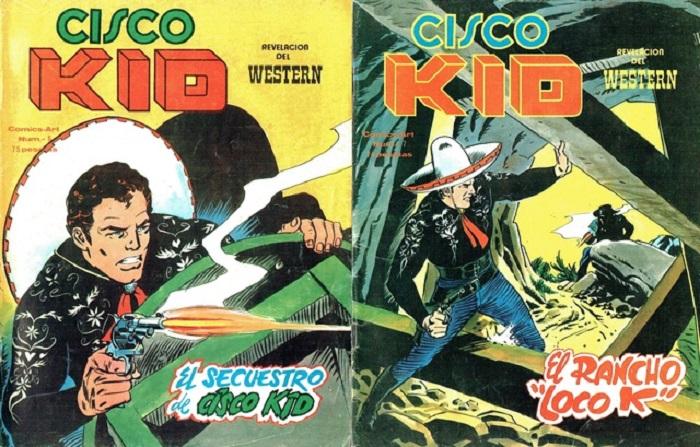 """Cisco Kid, una vuelta a la infancia, la música y los """"muñes"""""""