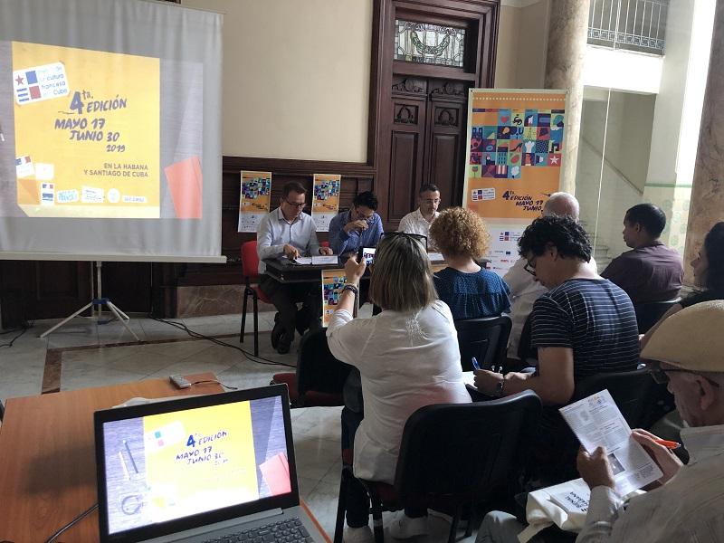"""Anuncian 4ta edición del """"Mes de la cultura francesa en Cuba"""""""