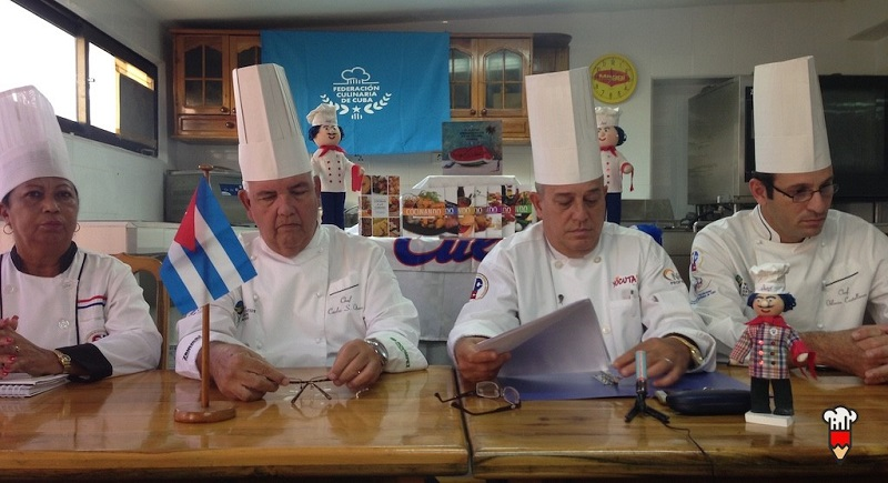 Culinary 2019, an opportunity for the best of the Cuban cooking