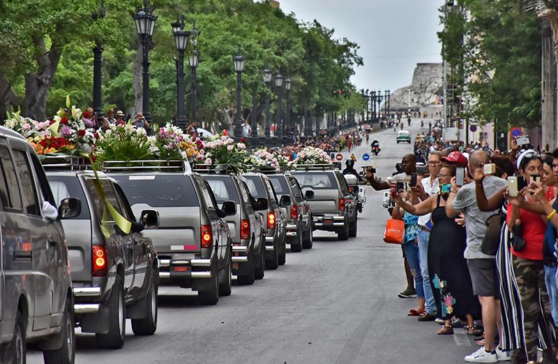 El último adiós del pueblo de Cuba a la Prima Ballerina Assoluta Alicia Alonso