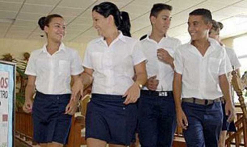 Lenia Vázquez: maestra desde la adolescencia