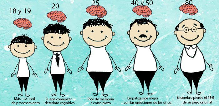 Soluciones contra el envejecimiento del cerebro y otros males