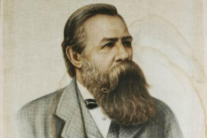 Engels, más que el segundo violín de Marx