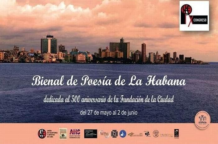 Cuba y China estrecharán lazos en primera Bienal de Poesía