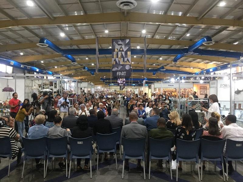 Comenzó hoy la Feria Internacional de Artesanía FIART 2019
