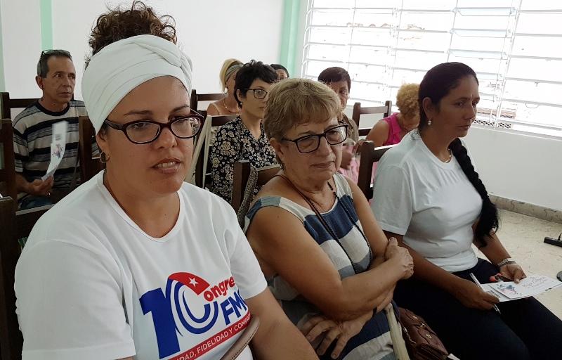 Un regalo literario para las mujeres camagüeyanas
