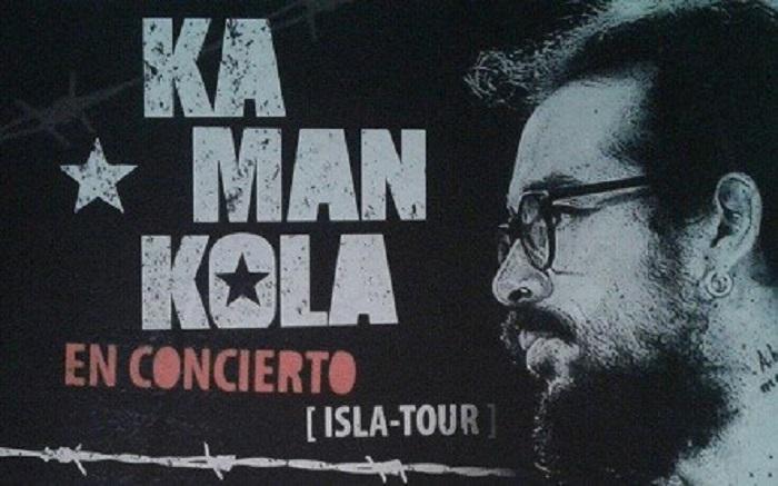 Kamankola cantó por primera vez en Las Tunas