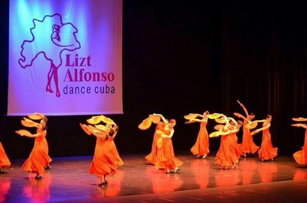 Lizt Alfonso Dance Cuba and the choreographic passion