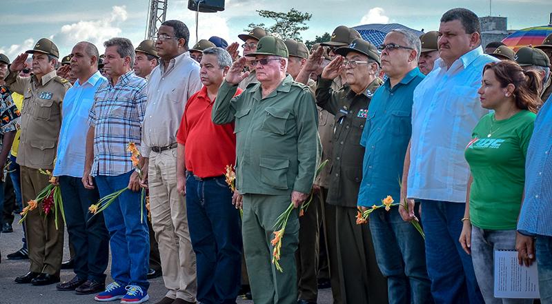 En audio: Multitudinaria peregrinación en La Habana rindió homenaje a Camilo Cienfuegos