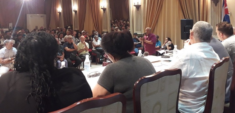 Plenaria de la UNEAC en Matanzas: pensar la cultura
