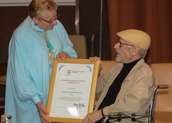 Falleció el reconocido intelectual Roberto Fernández Retamar