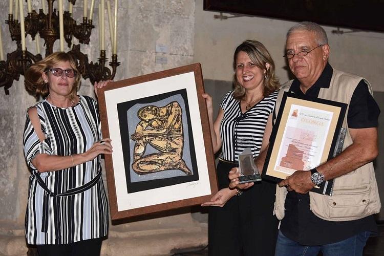 Entregan Premios Nacionales de Conservación y Restauración