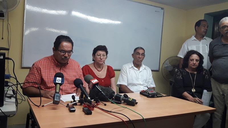 Académicos cubanos rechazan política hostil de los Estados Unidos